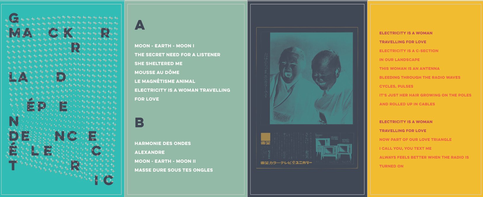 Discography | gmackrr